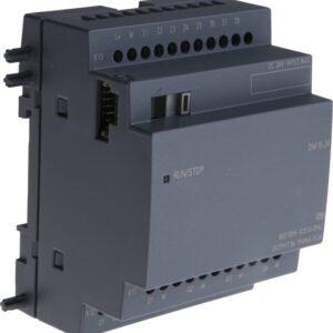 Plc siemens 8 entradas digitales 4 salidas a relay